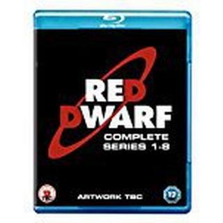Red Dwarf Series 1-8 Boxset BD [Blu-ray]